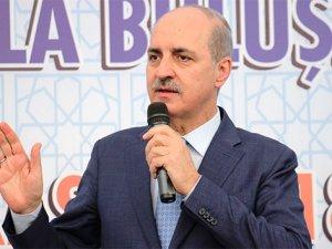 Numan Kurtulmuş: 'Menderes için yapılmayan Erdoğan için yapıldı'
