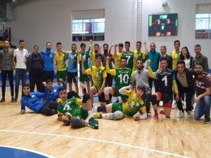Hakkari Gençlik Spor Kulübü bölge şampiyonu oldu
