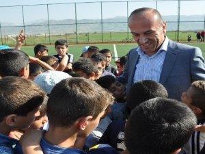 Başkan Vekili Kaşıkçı öğrencilerle bir araya geldi
