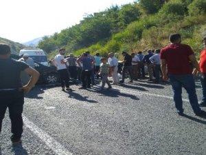 Hakkari-Van karayolunda kaza: 3 yaralı