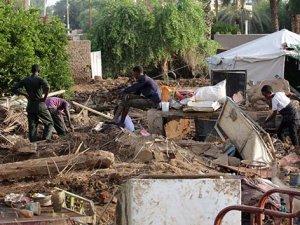 Sudan'da sel felaketi: 62 ölü