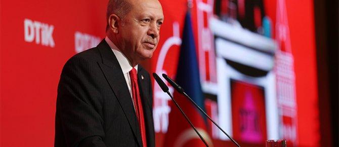 Cumhurbaşkanı Erdoğan: 'Başladığımız işi muhakkak bitireceğiz'