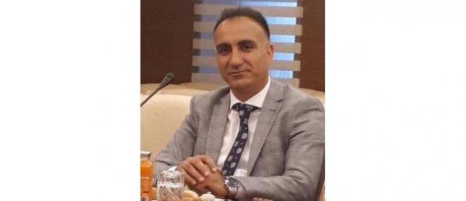 Turan Şimşek TÜMSAD Hakkari şubesi başkanı oldu