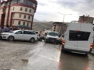 Hakkari'de araç park sorunu