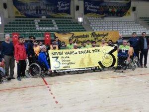 Sümbül Engelliler Spor Kulübü'nden Büyük Başarı