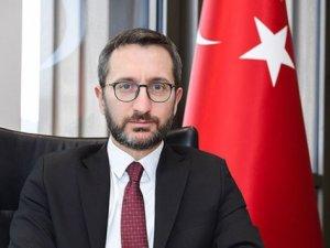 İletişim Başkanı Altun'dan 10 Ocak Çalışan Gazeteciler Günü mesajı