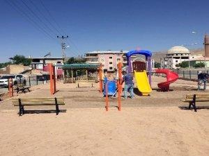 Belediyeden Her Mahalleye Park