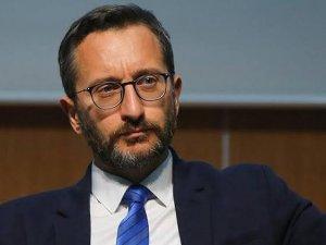 İletişim Başkanı Altun'dan Basın Kartı Başvurularına Dair Açıklama