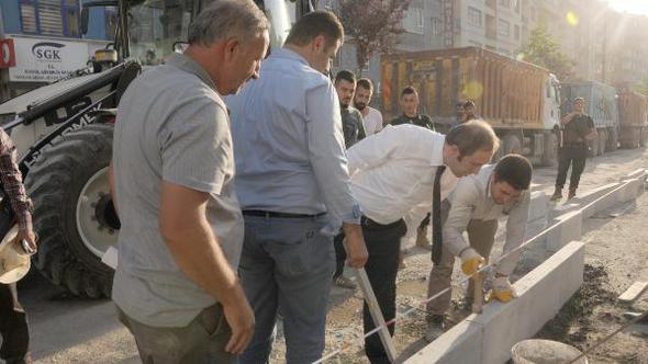 Hakkari'de 'prestij cadde' çalışması