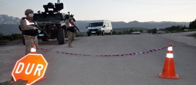 Yüksekova'da Suüstü köyünde karantina sona eriyor