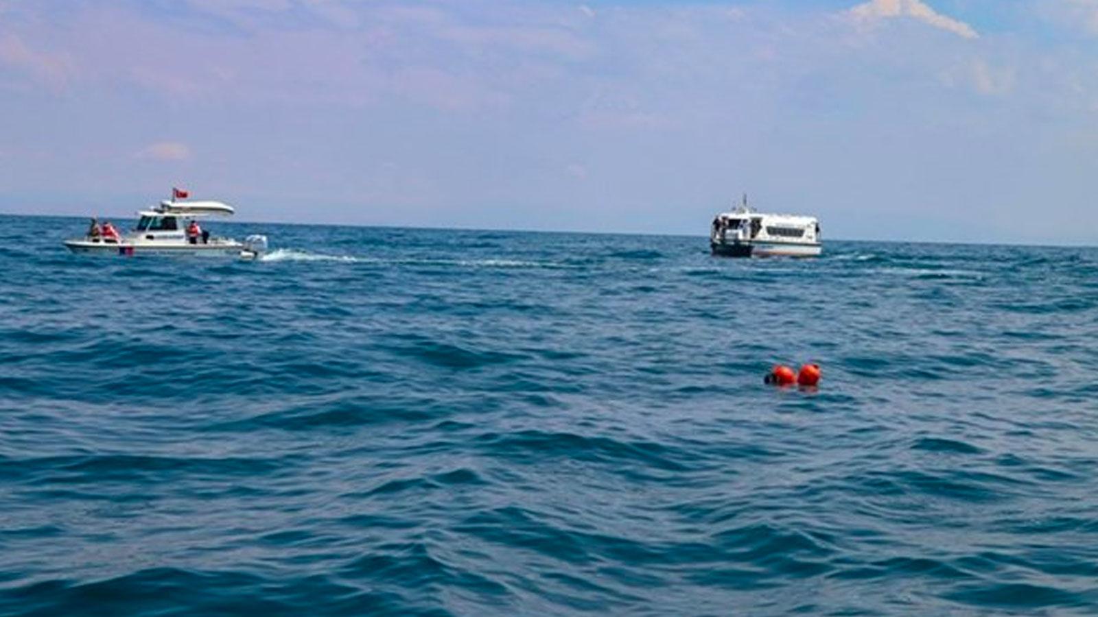 Van'da batan teknede can kaybı 25'e yükseldi