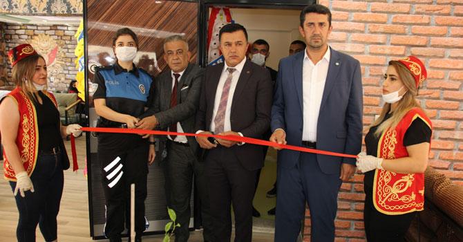 """Hakkari'de """"Osmanlı Cafe"""" hizmete açıldı"""