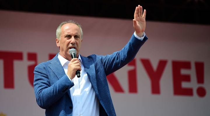 Yalçın Bayer: Muharrem İnce, partisini Hakkari'de ilan edecek