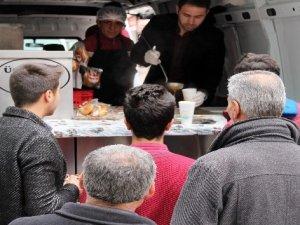 Van Büyükşehir Belediyesinden 1 milyon kişiye çorba