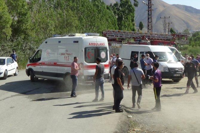 Golazüryan'da kadın cesedi bulundu