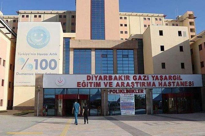 Diyarbakır'da bugün 15 kişi (Covid-19)'den öldü