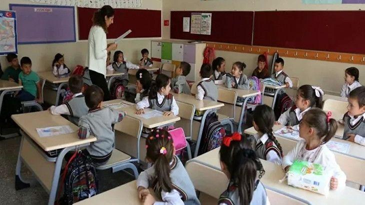 Okul öncesi ve birinci sınıflar yüz yüze eğitime başlıyor