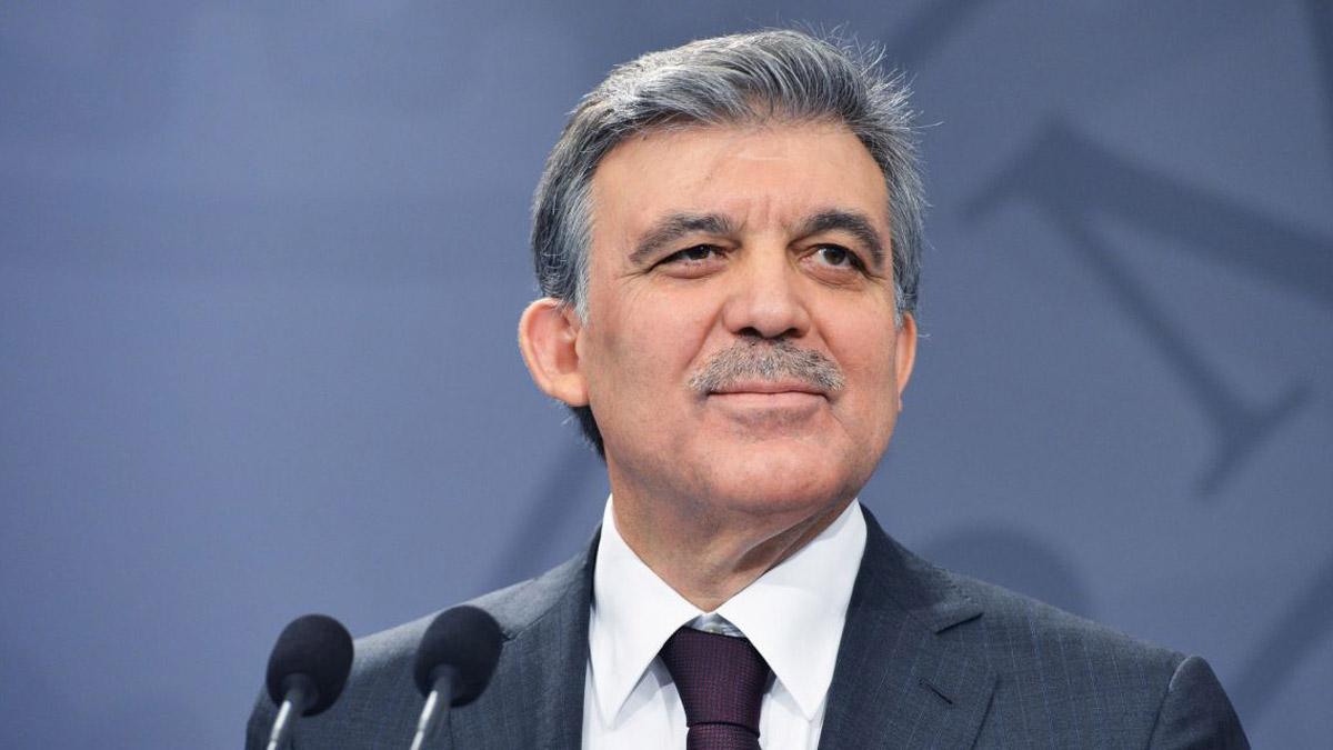 Abdullah Gül'den AYM açıklaması: Kaosa fırsat vermemek gerekir