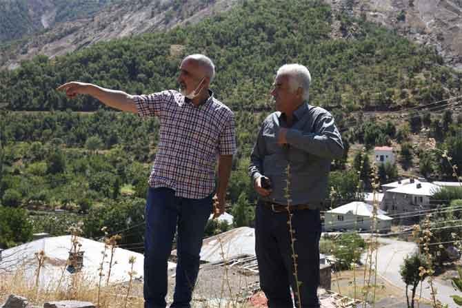 HAKKARİ'DE 'SAHİPSİZ ÇIĞLIK' BELGESELİ ÇEKİLDİ