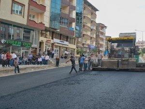 Başkan Epcim şehir genelindeki çalışmaları inceledi