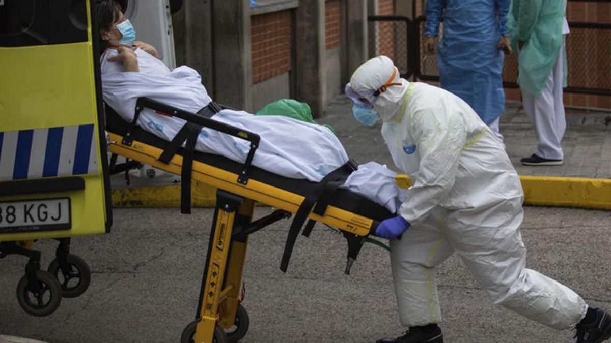 İspanya'da korona ölümleri durdurulamıyor! OHAL 6 ay uzatıldı