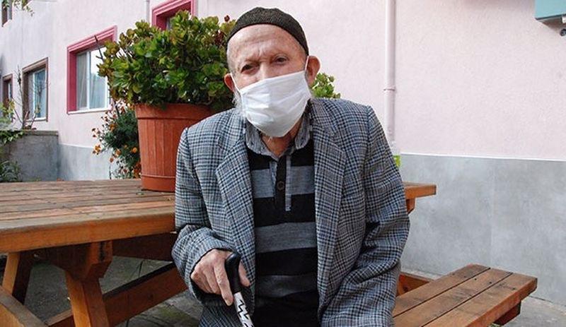 103 yaşındaki yurttaş Corona'yı yendi