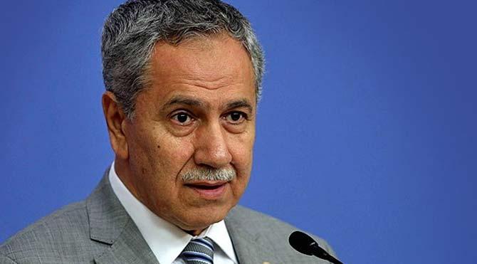 Bülent Arınç: İstifamı Cumhurbaşkanı'na verdim, karşılıklı helalleştik.
