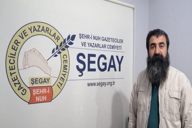Şehr-i Nuh Gazeteciler ve Yazarlar Cemiyeti kuruldu