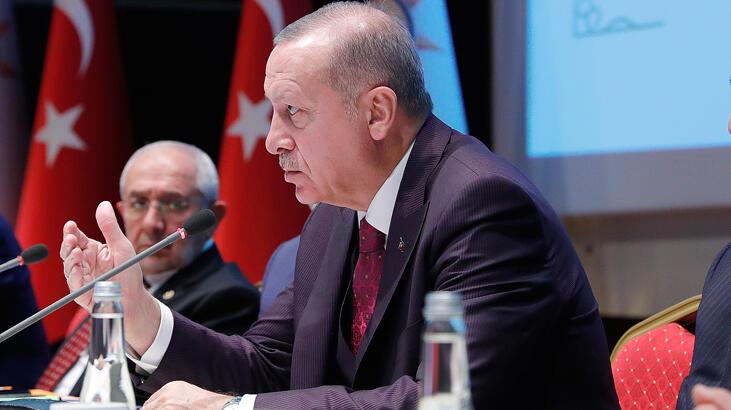 Cumhurbaşkanı Erdoğan'dan kurmaylarına SMA talimatı!