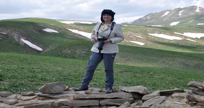 Prof. Dr. Güliz Elal, dört mevsimin yaşandığı Yüksekova'yı karış karış gezdi