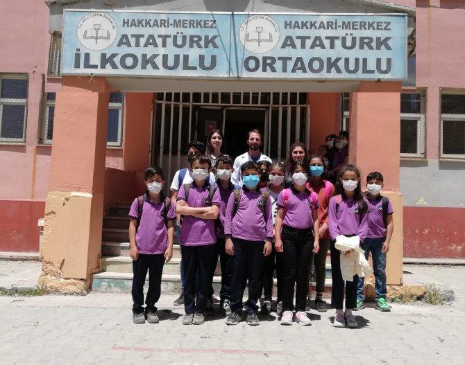 Çocuklar matematiğin Engin dünyasında