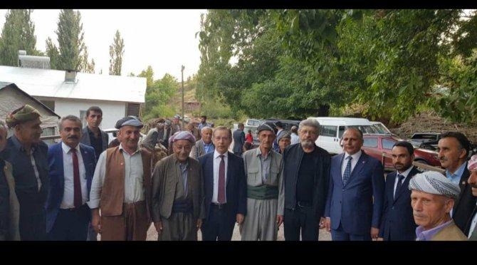 Hakkari'de CHP'ye katılımlar devam ediyor