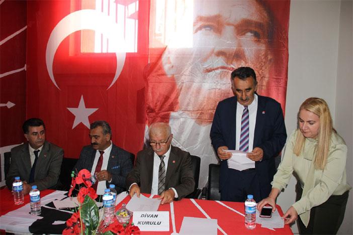Hakkari CHP Merkez ilçe kongresi yapıldı