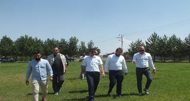 Cumhurbaşkanı Erdoğan Malazgirt'te geliyor