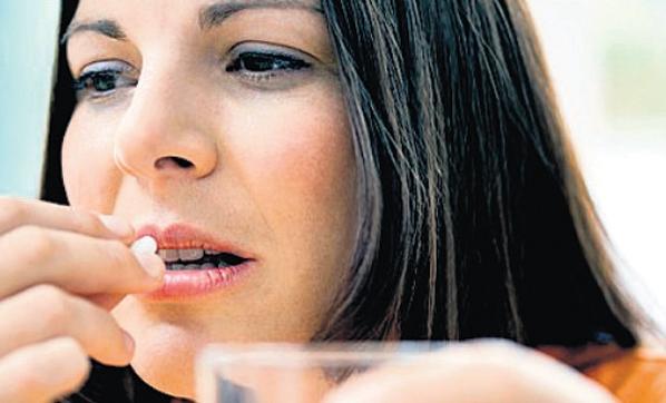 Haftada 3 aspirin meme kanseri riskini azaltıyor