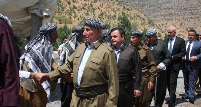Barzani, Jirki aşiretine taziye için heyet gönderdi