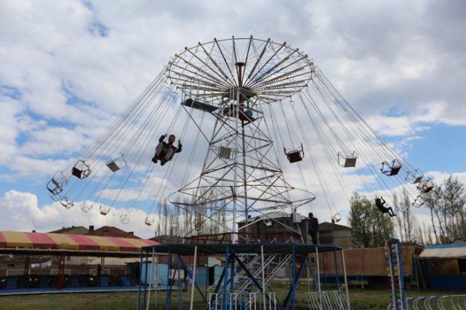 Hakkarili Vatandaşların Lunapark Talebi