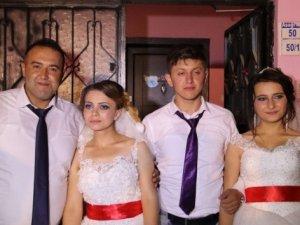 İki kardeş, aynı gün kaçırdıkları kızlar ile aynı gün nikah yaptı