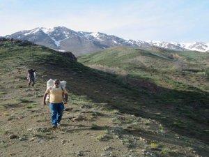 """""""Uşgun""""ın dağlardan tezgaha zorlu yolculuğu!"""
