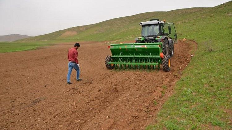 İşte tarım alanında lider şehir