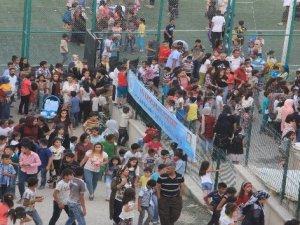 Hakkari'deki 'Çocuk Festivali' sona erdi