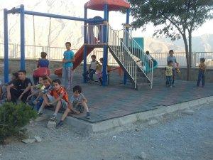 Hakkarili Çocukların Park Sevinci