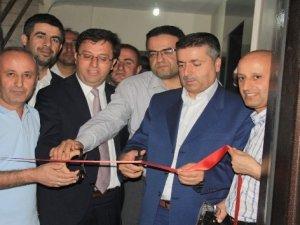 Hakkari'de gençlik merkezi açıldı