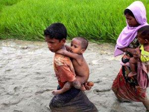 BM: 'Myanmar'da yaşananlar etnik temizlik örneği'