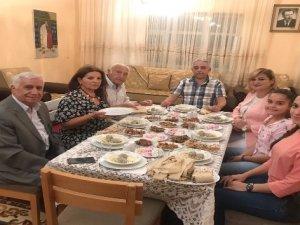 Vali Toprak'tan Erdoğan ailesine ziyaret