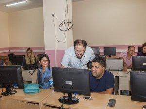 Hakkari Üniversitesinde 'Endnote Programı' eğitimi