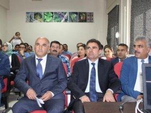 Hakkari'de Zirai Meteoroloji semineri düzenlendi