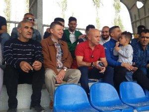 Hakkari'de amatör lig maçlar başladı