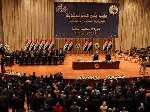 Irak Parlamentosu'ndan flaş karar
