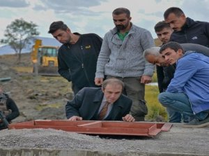 Başkan Epcim, 3 bin rakımda içme suyu çalışmalarını inceledi